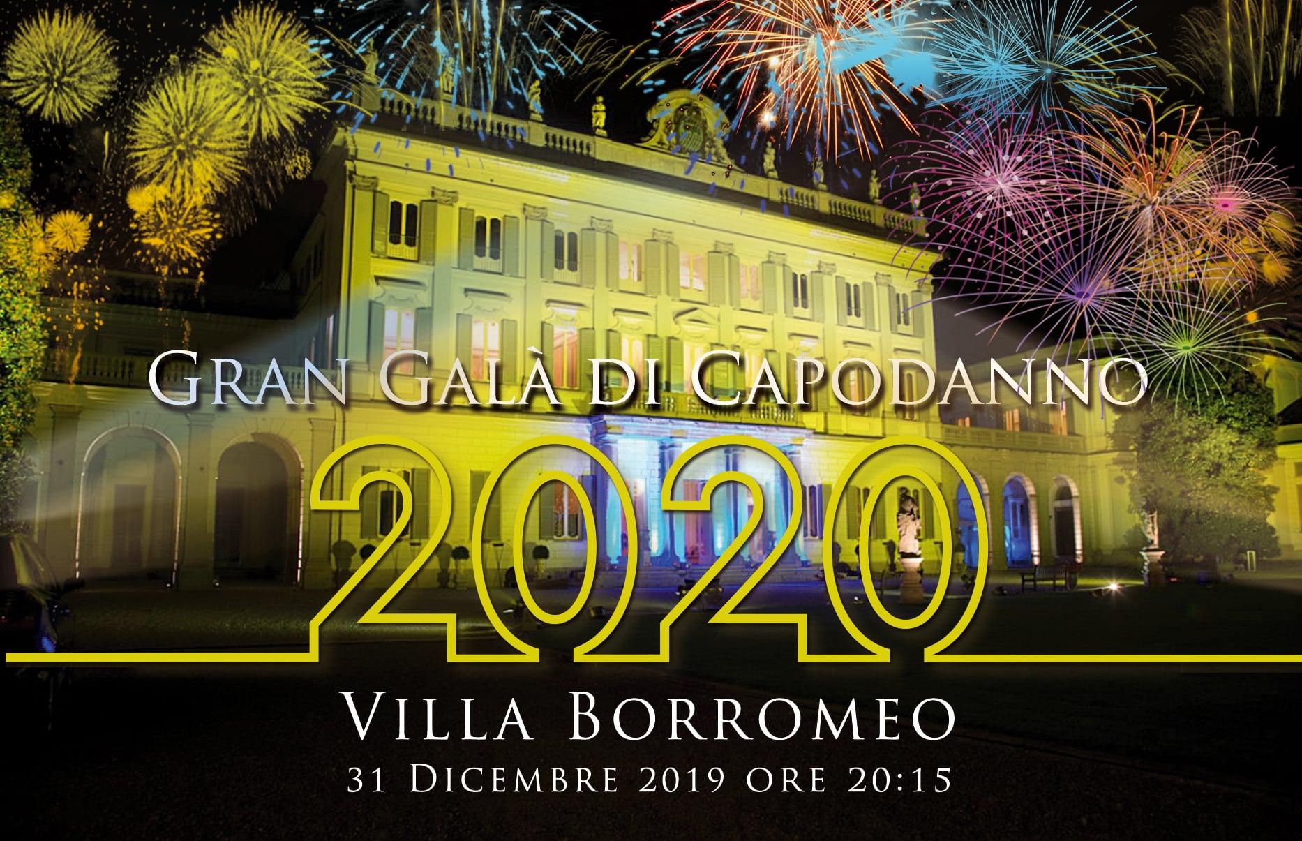 Villa Borromeo 2021