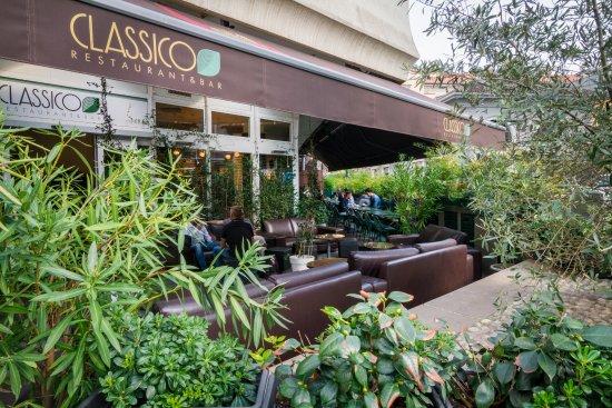 Classico restaurant & bar Corso Como 2020