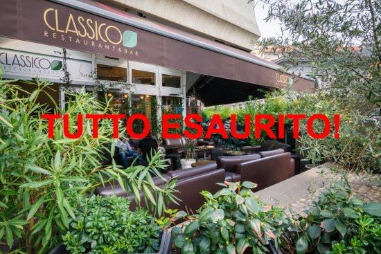 Classico restaurant&bar Corso Como + Crowne Plaza Milano Linate